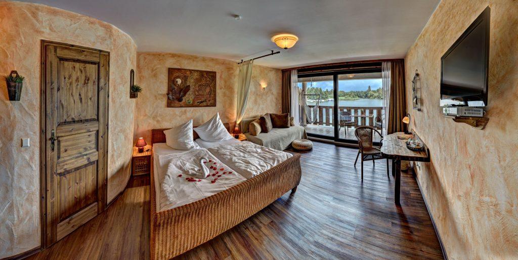 Strandhaus Hotel Zimmer