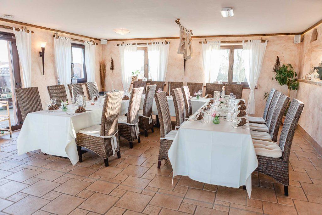 Winter Restaurant Parey